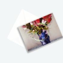 """Eine grosse Freude bereiten Sie mit den einzigartigen Kunstkarten aus Cornelia Aschmanns Fotoprojekt """"Seifenblasen auf Reisen"""""""
